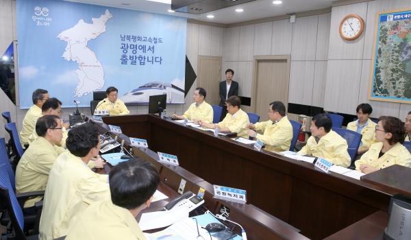 태풍 링링 철저한 대비, 신속 복구로 시민 피해 최소화